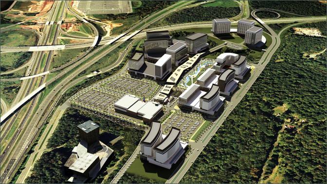 Dulles World Center