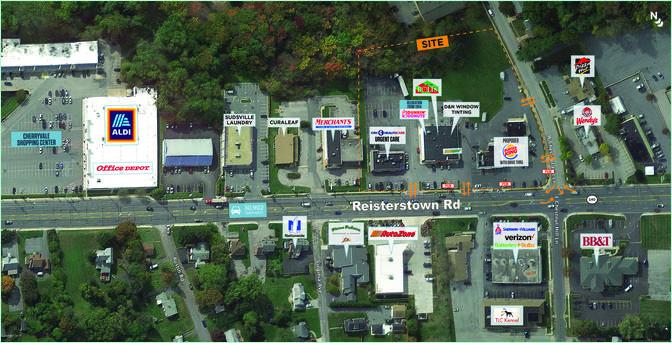 11804-11814 Reisterstown Road