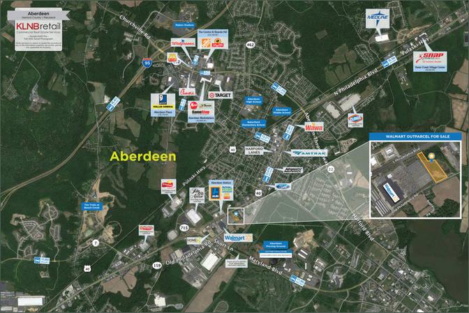 Aberdeen Walmart Outparcel