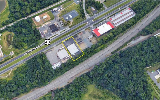1750 Pulaski Highway