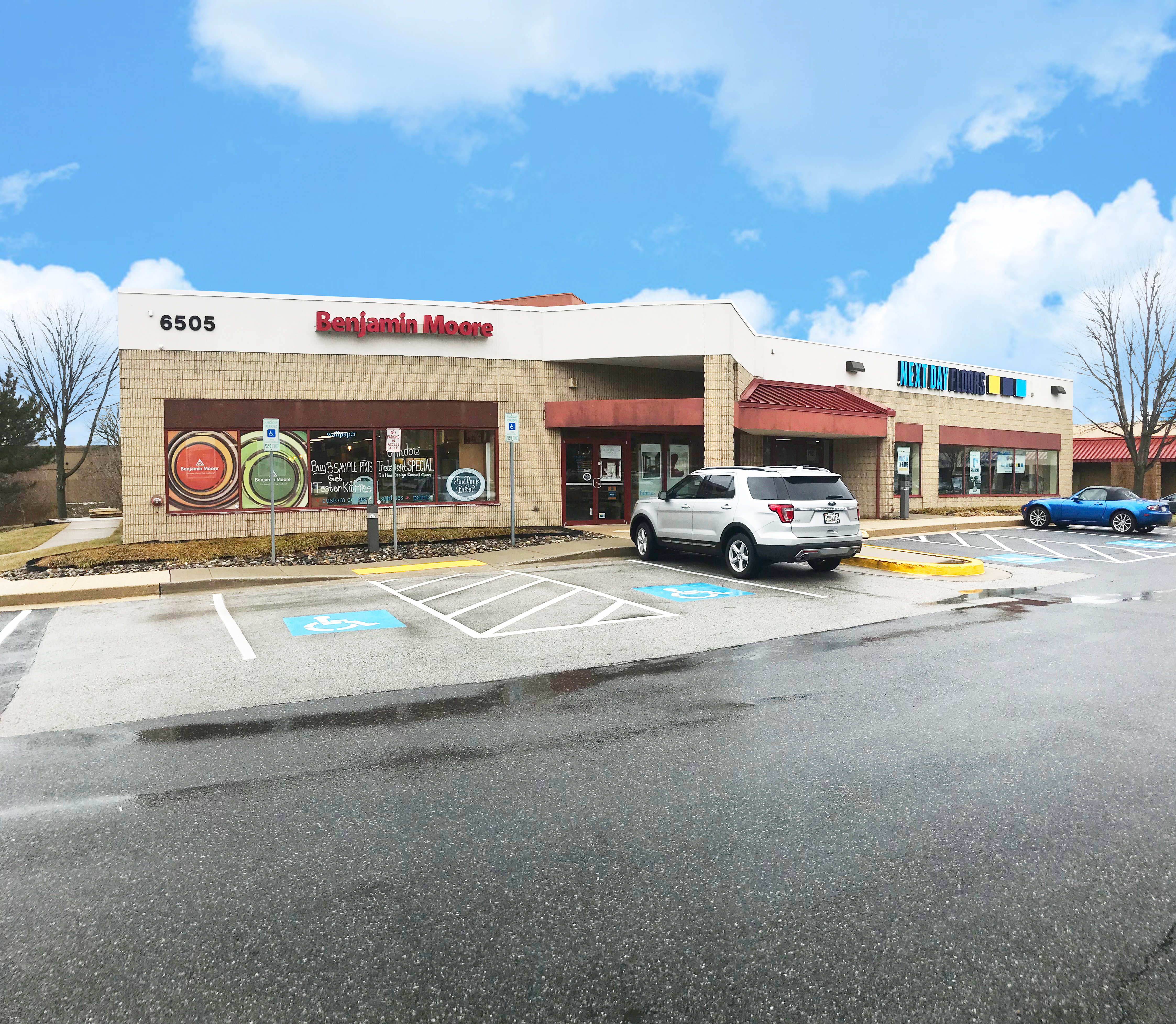 Town Center Columbia Md: Commercial Real Estate Broker