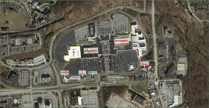 Hunt Valley Towne Center - Sears Redevelopment