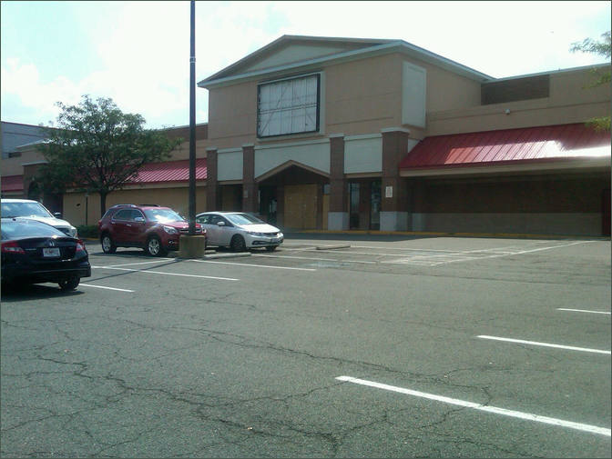 Seven Corners Center for Sublease