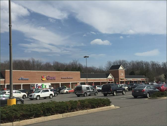 Fox Run Shopping Center