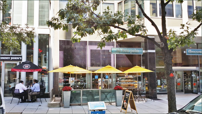 1701 Pennsylvania Ave, NW - FULLY LEASED