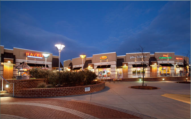 Ashburn Restaurant Plaza