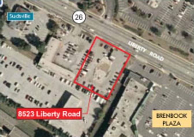 Liberty Road- 8523