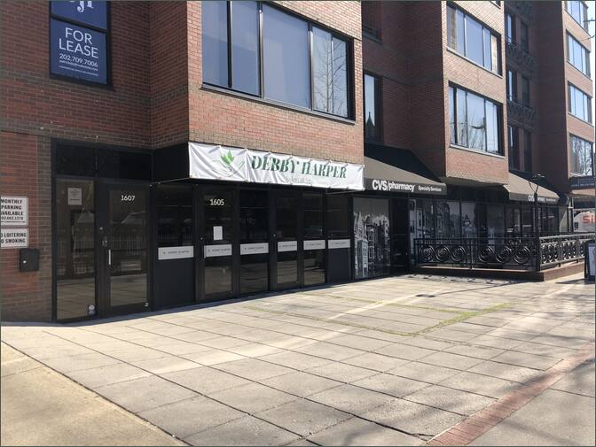 1605 17th Street - FULLY LEASED