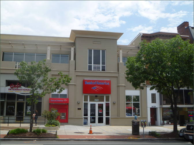 2631 Connecticut Avenue NW - FULLY LEASED