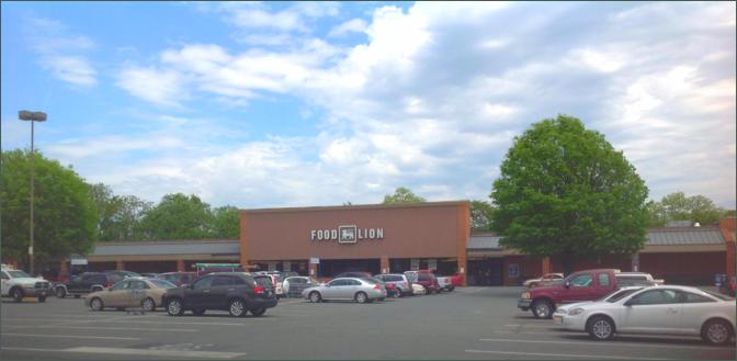 Orange Village Shopping Center