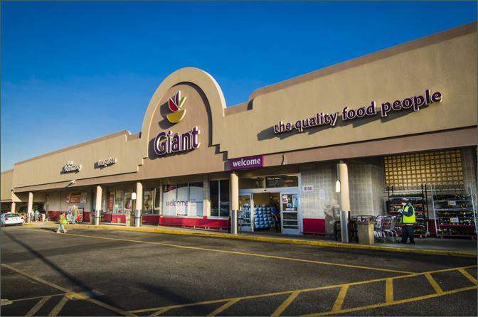 Takoma Park Shopping Center