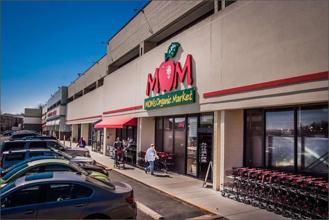 Montrose & Randolph Shopping Centers