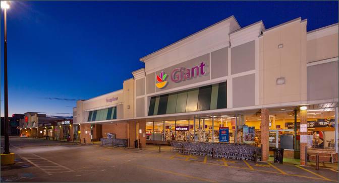 Calverton Shopping Center