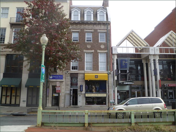 1633 Connecticut Avenue NW - FULLY LEASED