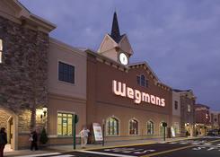 Hilltop Village Center: Wegmans