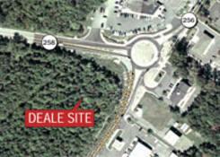 Deale Marketplace: Deale Marketplace Aerial