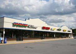 Silver Spring Shopping Center: