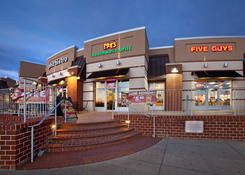Ashburn Restaurant Plaza: