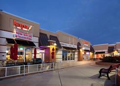 Ashburn Restaurant Plaza: