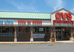 Belle View Shopping Center: CVS