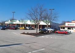 Tickneck Plaza: