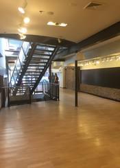 1104 King Street: 1st floor interior.