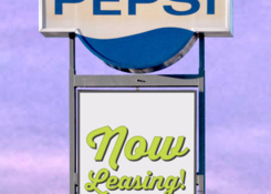 Pepsi/Hampden: