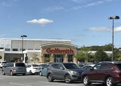 Lutherville Station: Former Golfsmith Available: 21,339 SF - $16.00/SF NNN