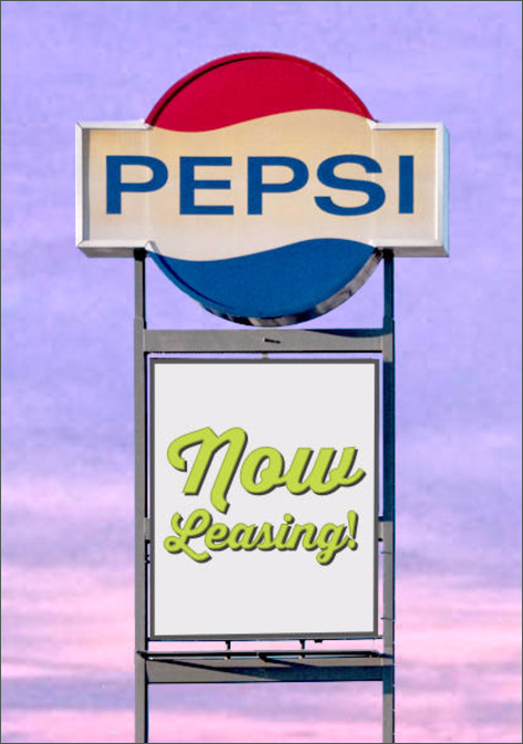 Pepsi/Hampden