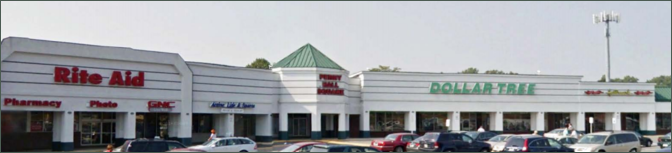 Perry Hall Square Shopping Center