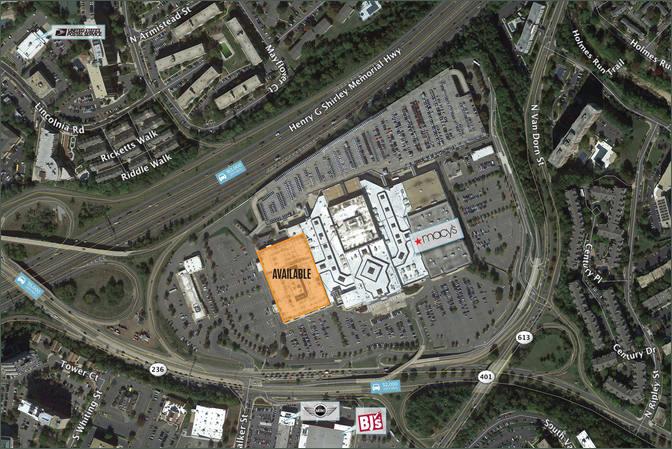 Landmark Mall - Sears Redevelopment