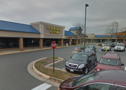 Sully Place Shopping Center: Tenant picture - Gold's Gym
