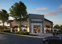 Preserve at Westfields: Free-Standing Retail Building
